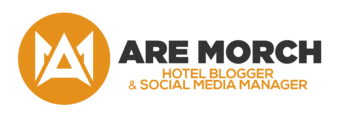Are Morch, Hotel Blogger and Social Media Manager