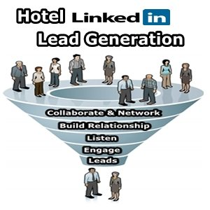 Hotel LinkedIn Lead Generation