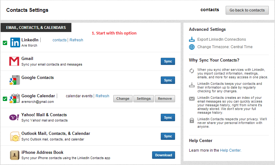LinkedIn Contacts: The CRM Tool That Simplify Hotel Social Network Collaboration