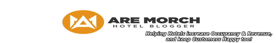 Are Morch - Hotel Blogger