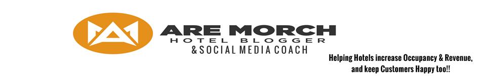 Are Morch - Hotel Blogger