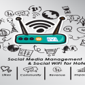 How Social Media Management and Social WiFi will change The Future of Hotels
