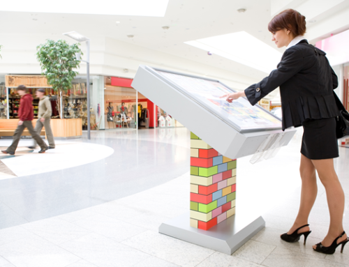 Use Interactive Displays to Improve Guest Engagement