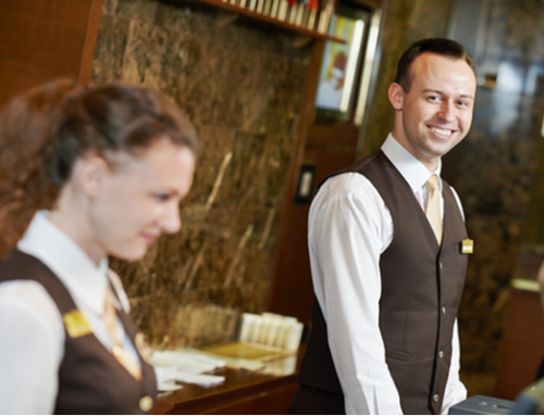 4 Ways to Maintain a Happy Hospitality Staff