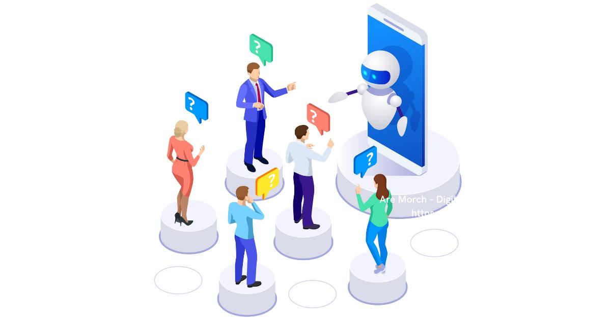 Chatbots – communication and conversational marketing highway