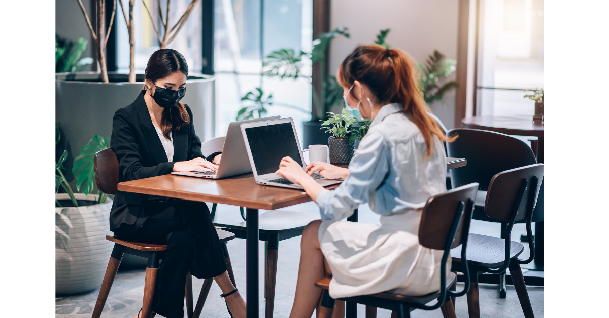 Co-working – a unique networking opportunity