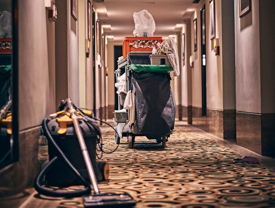 Hotels double COVID prevention