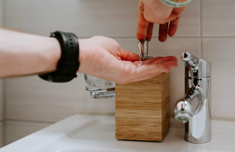 Personal hygiene in hotels is essential